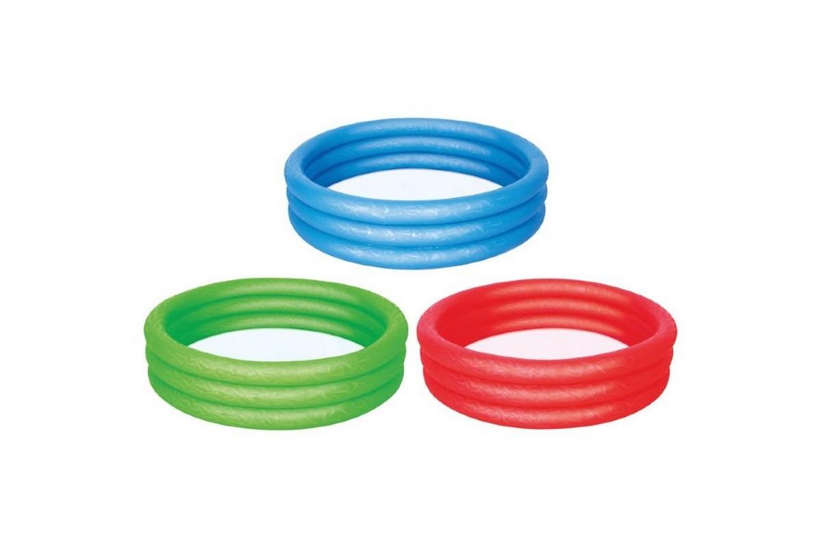 Купить Бассейн надувной Bestway Play Pool, 102х25 см 51024,