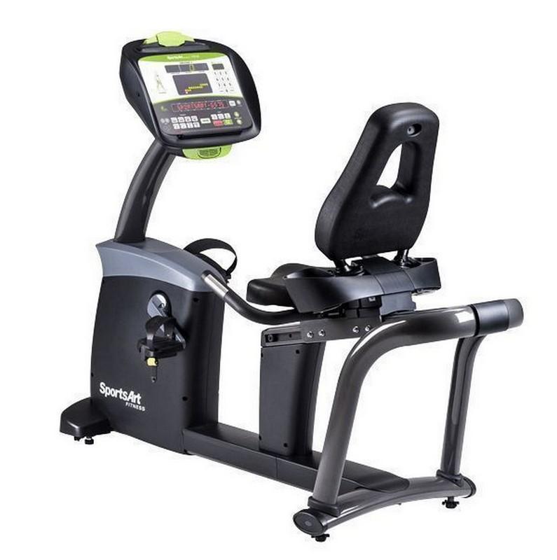 Купить Горизонтальный велотренажер SportsArt G575R,