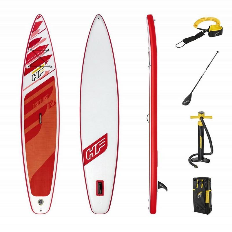 Купить SUP-доска 381x76x15см Bestway Fastblast Tech 65343,