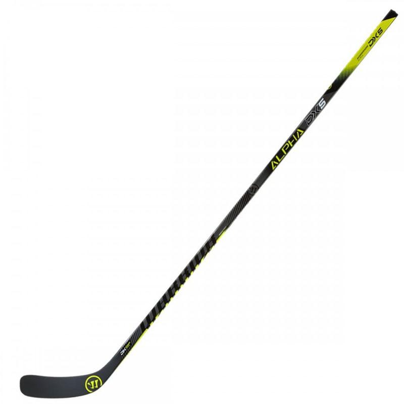 Купить Клюшка хоккейная Warrior Alpha DX5 55 Gallagr4 DX555G9-LFT,