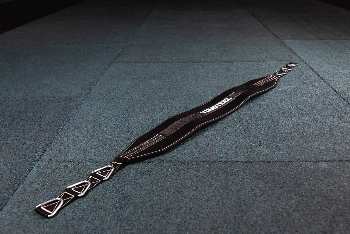 Купить Ремень для отягощений YouSteel Strong Belt,