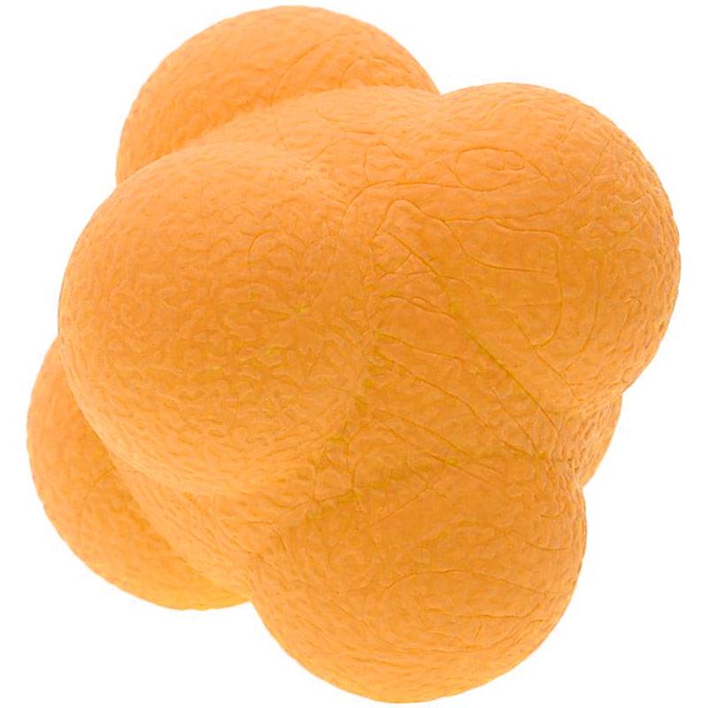 Купить Мяч для развития реакцииTorres Reaction Ball B31310-5 желтый, Torres