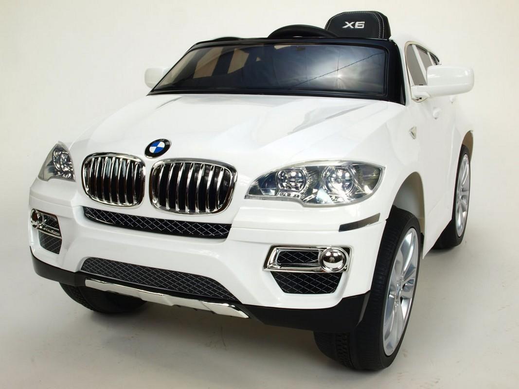 Электромобиль River-Toys BMW X6
