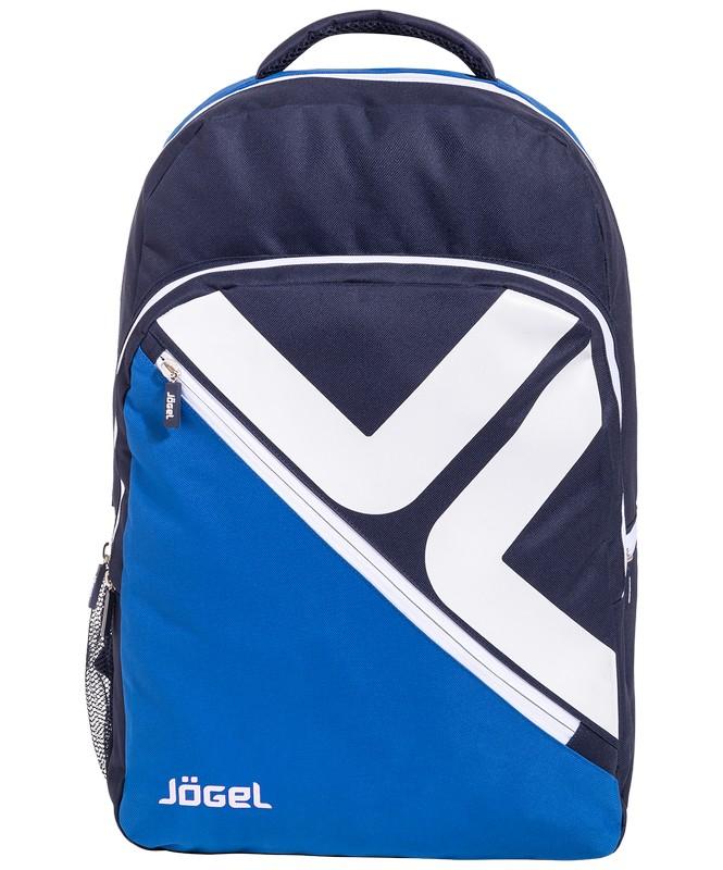 Рюкзак J?gel JBP-1901-971 темно-синий\синий\белый, L