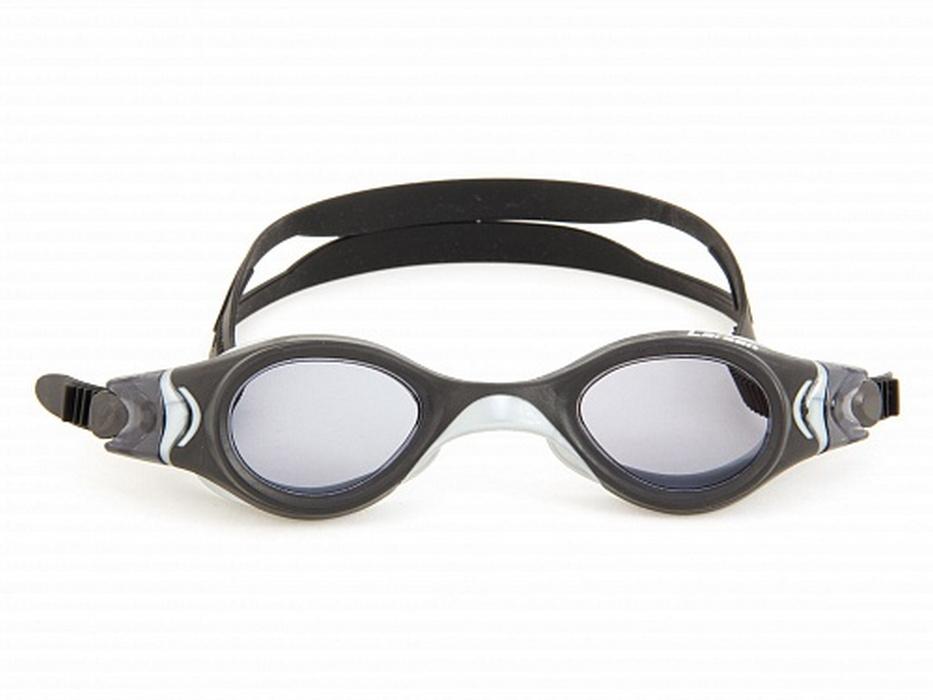 Купить Очки для плавания Larsen S45 черный,