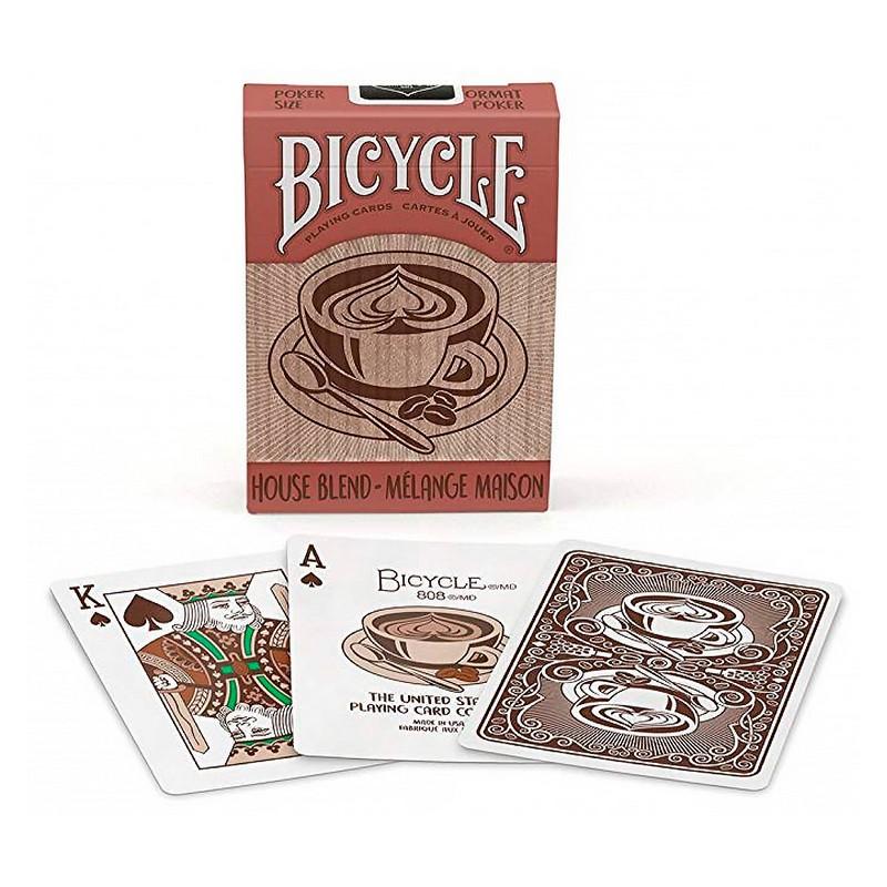 Карты Bicycle House Blend 1038264 NoBrand