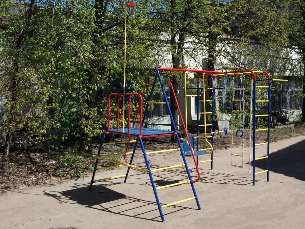 Детский спортивный комплекс Пионер Морячок ТК-2 детский спортивный комплекс пионер орленок тк 2