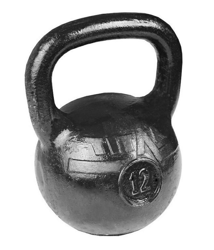 Купить Гиря любительская 12 кг Titan, Titan