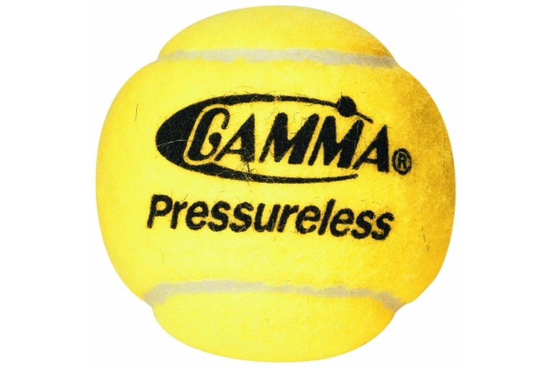 Теннисные мячи без давления Gamma (Pressureless)