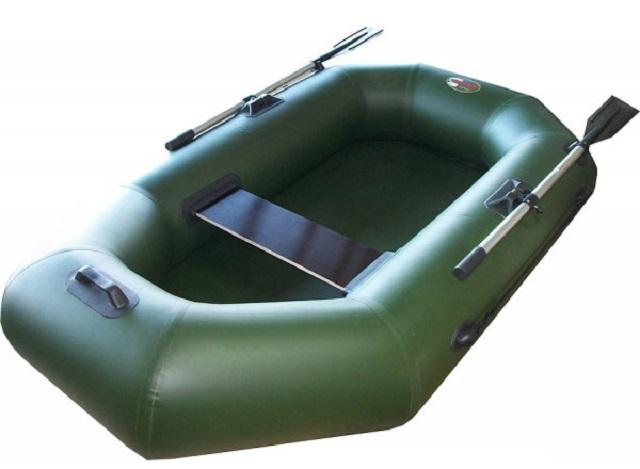 Лодка Аргонавт 210 гребки