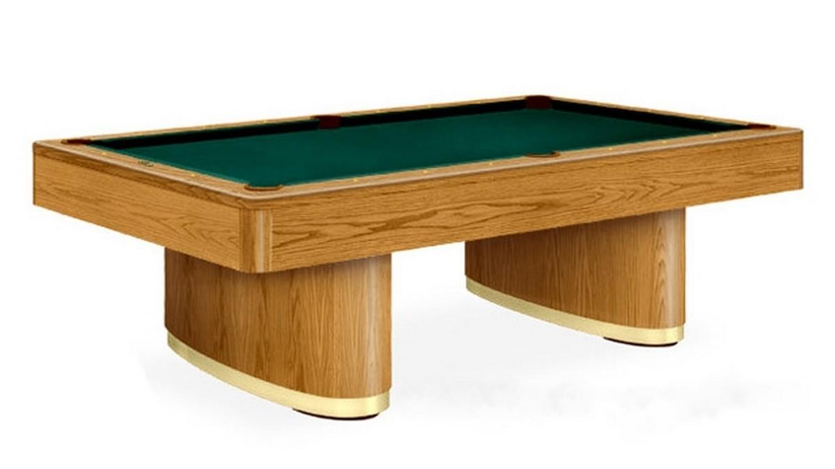 Бильярдный стол для пула Olhausen Sahara 8 ф, дуб