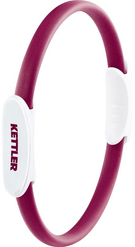 Обруч-эспандер для пилатеса Kettler Pilates Ring Pilates ring бордовый/жемчужно-белый 7351-540