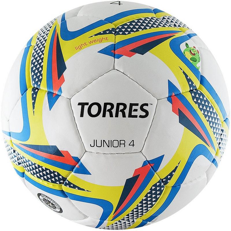 Купить Мяч футбольный Torres Junior-4 F318234 р.4,