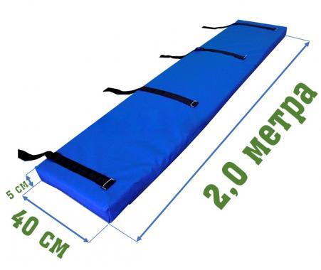 Купить Защита на волейбольные стойки чехол из тента Dinamika ZSO-002257,