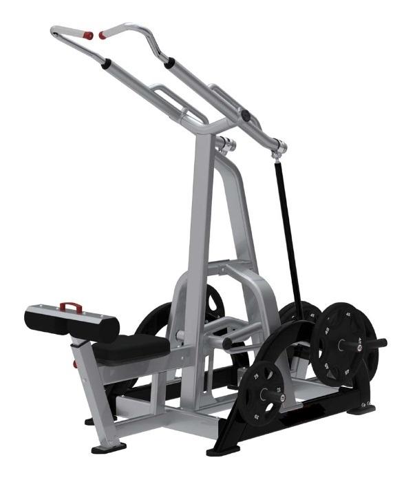 Купить Тренажер для мышц спины, тяга сверху Nautilus CHF/9NP-L3003-13BZS,