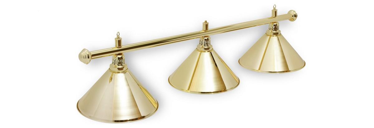 Светильник Fortuna Prestige Golden 3 плафона