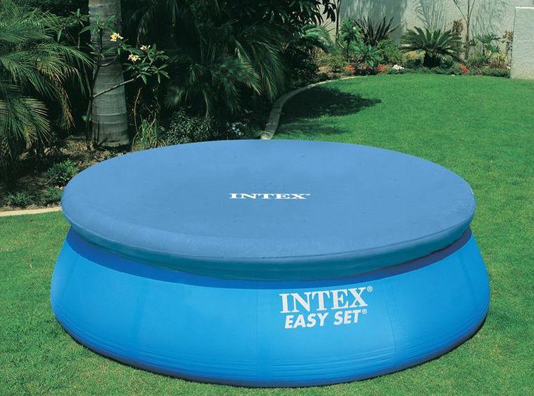 Купить Тент для надувного бассейна Intex, 457см 28023, Intex