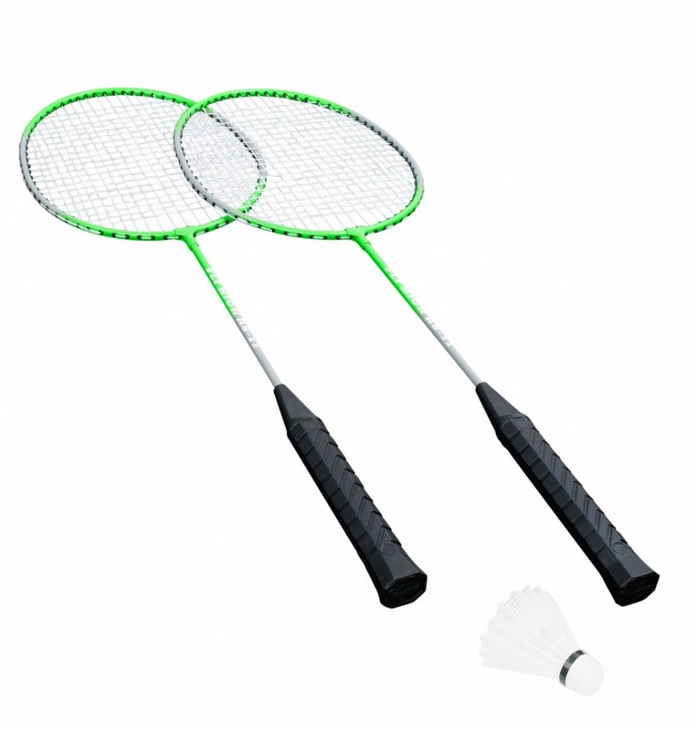 Набор для бадминтона Hudora Badmintonset No Limit HD-11 green