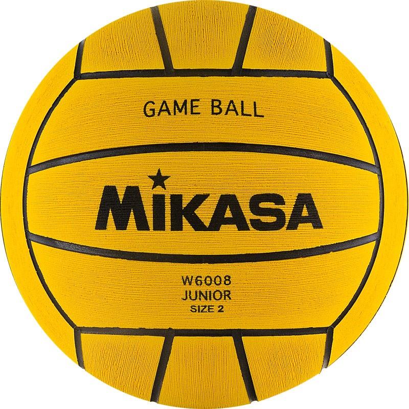 Мяч для водного поло р.2 Mikasa W6008 мяч для водного поло mikasa w6009c