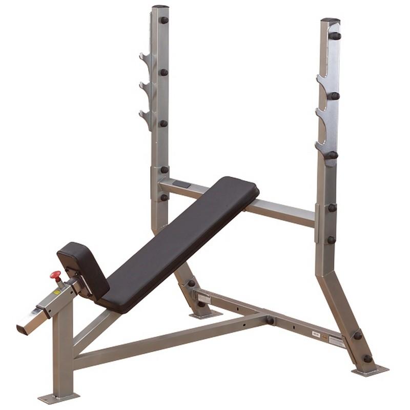 Купить Наклонная скамья для жима Body Solid Pro-Club SIB359G,