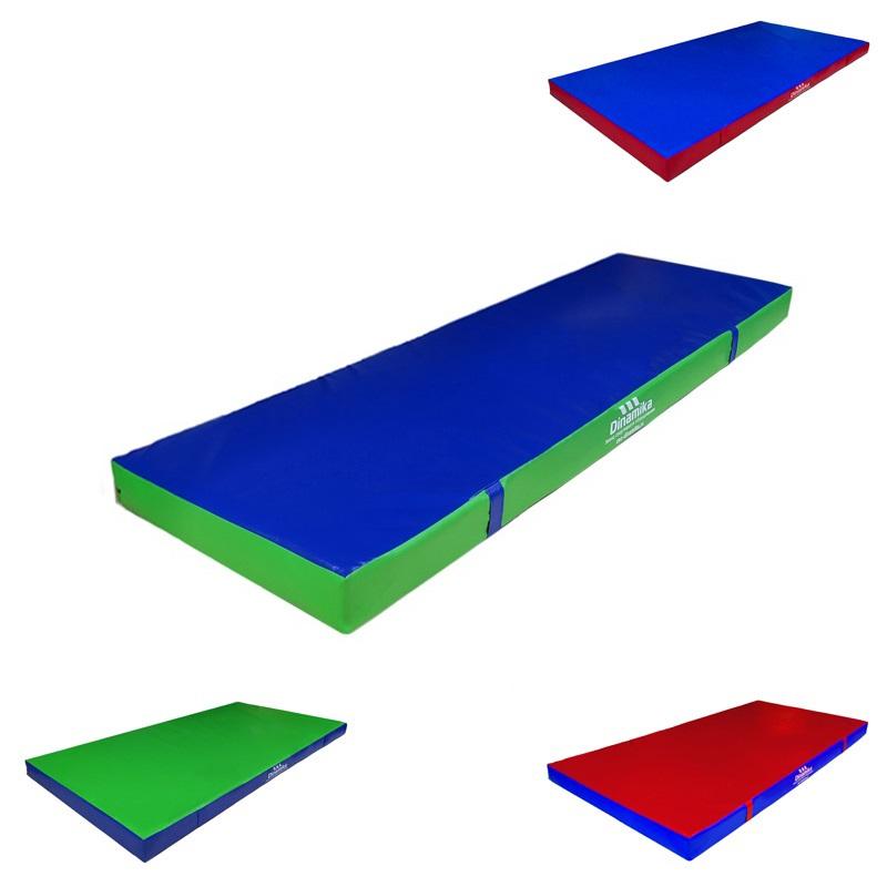 Купить Мат гимнастический 200х50х10см винилискожа (ппу) Dinamika ZSO-000100,