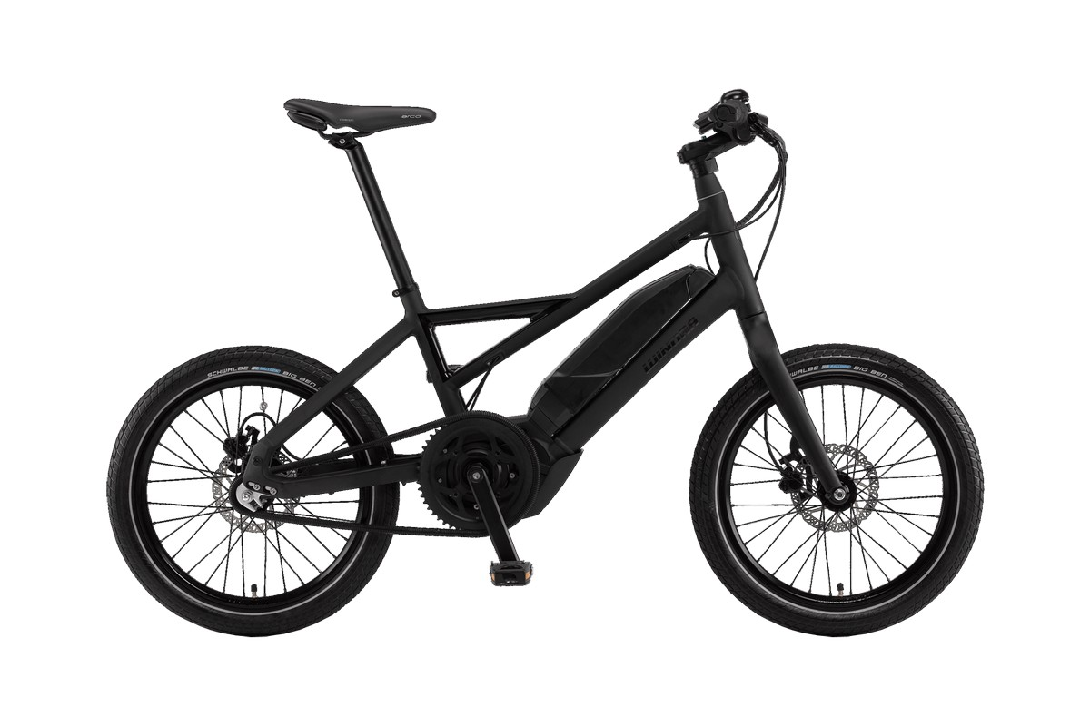 Электровелосипед HaiBike Winora Radius plain 400Wh 20 amp;quot; 3-Sp iMotions (2017)