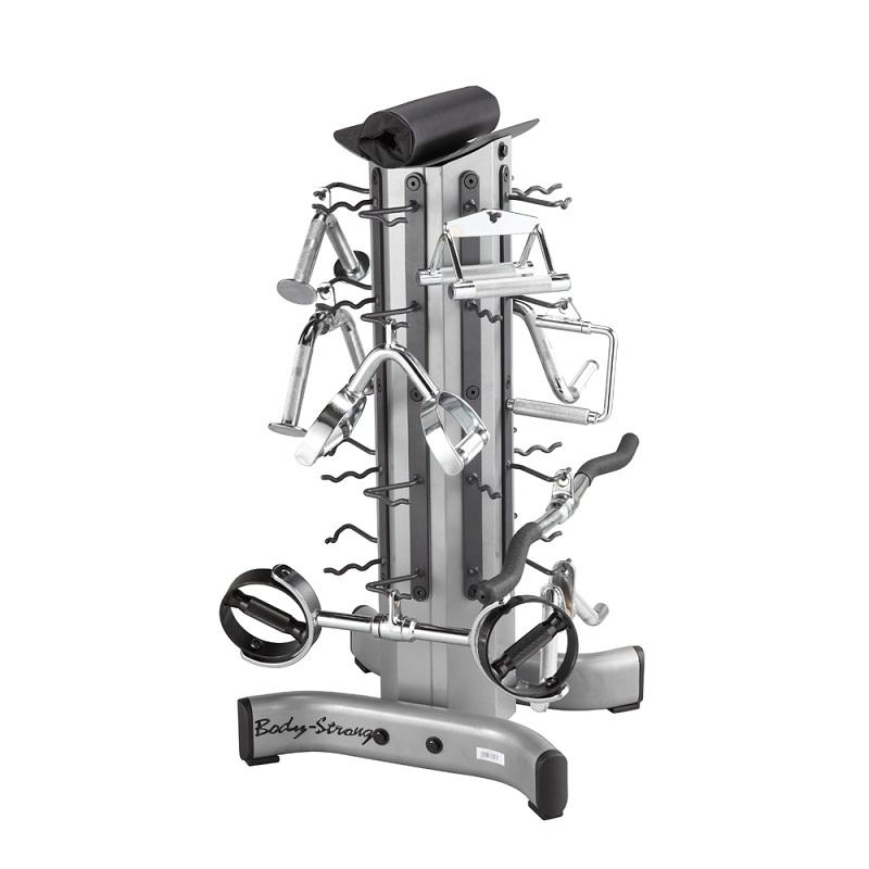 Стойка для аксессуаров Aerofit CAS-458 стойка для хранения 20 ти штанг для аэробики aerofit afpbr112