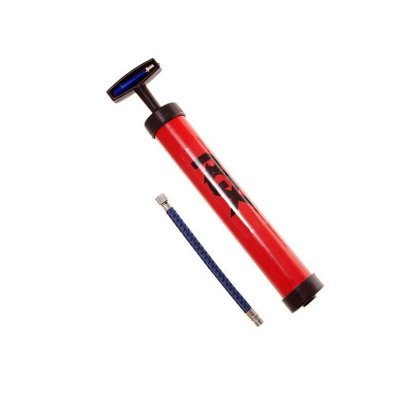 Насос ручной RGX PF-303S красный фото