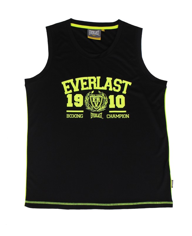 Майка Everlast Sports Brights EVR0878 BK черная