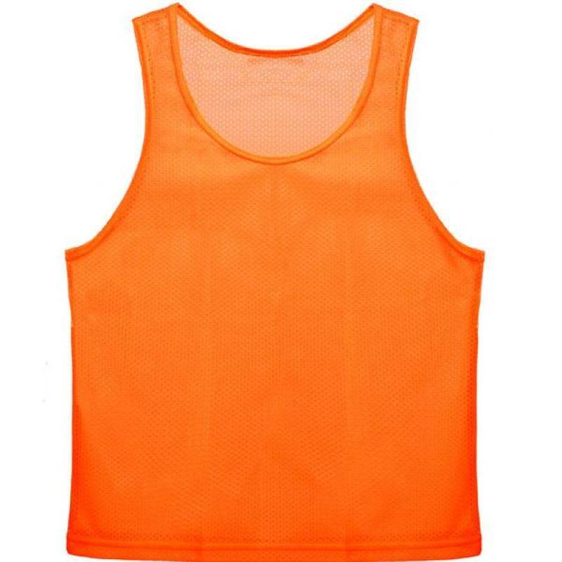 Купить Манишка сетчатая мини, оранжевый, NoBrand