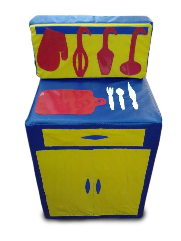 Стол кухонный с полкой ФСИ 5476