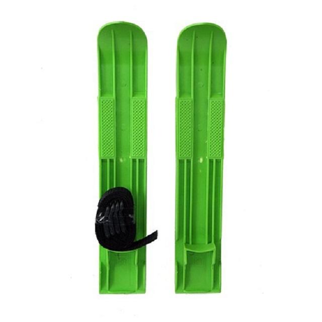Купить Мини-лыжи пластмассовые 39 см, NoBrand