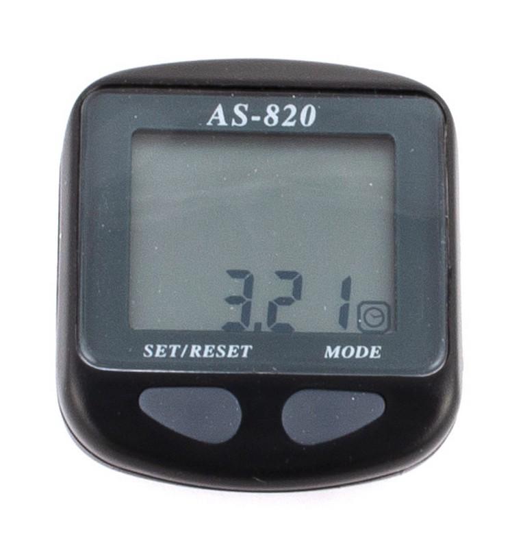 Велокомпьютер электронный ASsize AS-820 11 функций