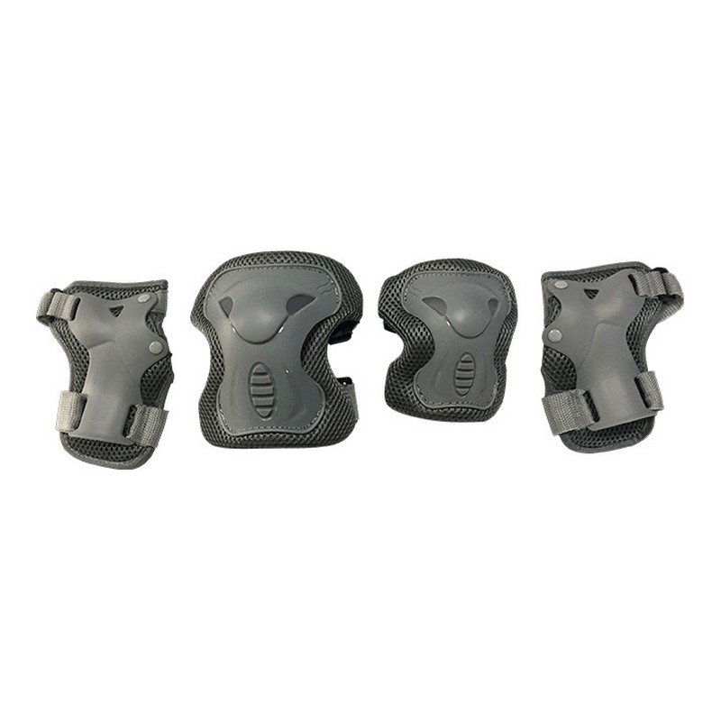 Комплект защиты TechTeam Safety Line 200, серый