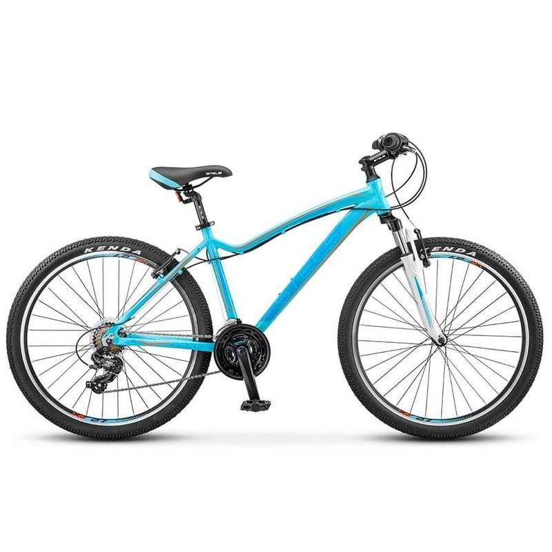 Купить Велосипед Stels Miss-6000 V V030 2017 Морская-волнаОранжевый (LU086304),