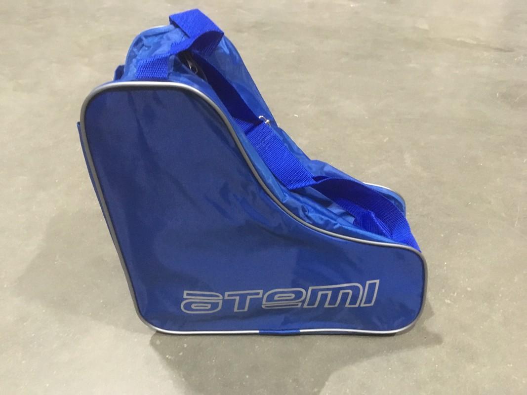 Сумка для коньков Atemi малая синяя