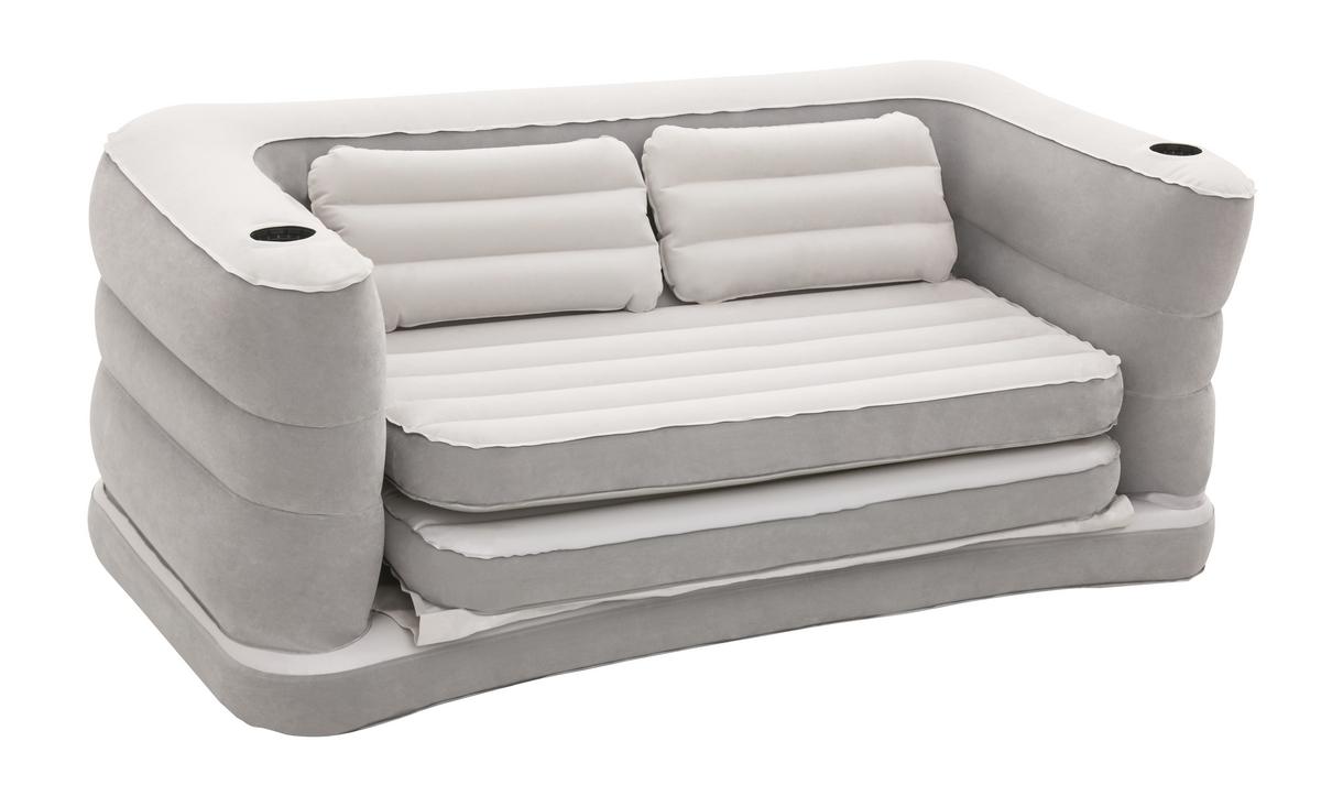 Надувной диван-кровать Bestway Multi Max II Air Couch 200х160х64 см 75063