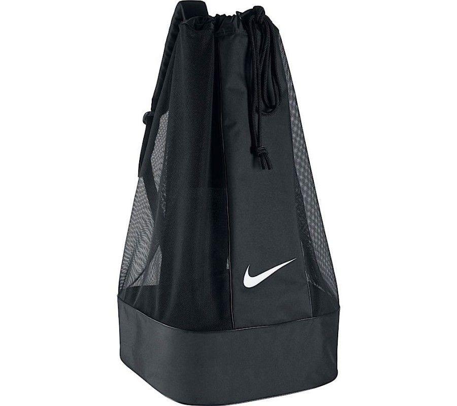 Сетка для мячей Nike Club Team BA5200-010 nike бутсы для мальчиков nike phantomx 3 club tf
