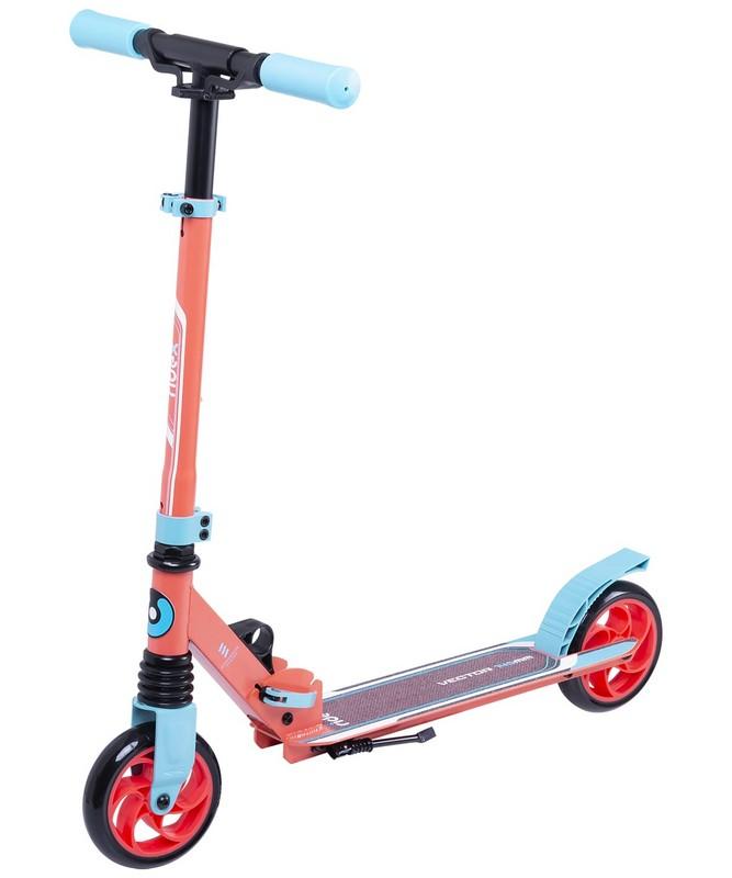 Купить Самокат 2-х колесный Ridex Vector 145 мм, коралловый,