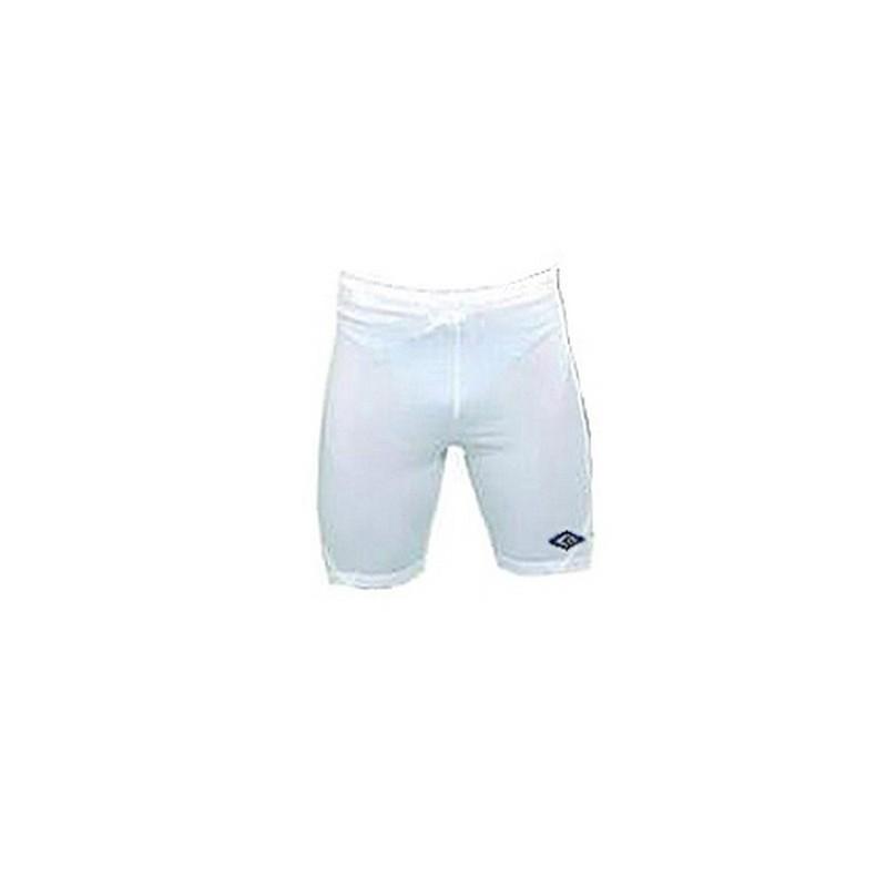 Тайтсы футбольные Umbro Tights U90228 (096) бел/черн.