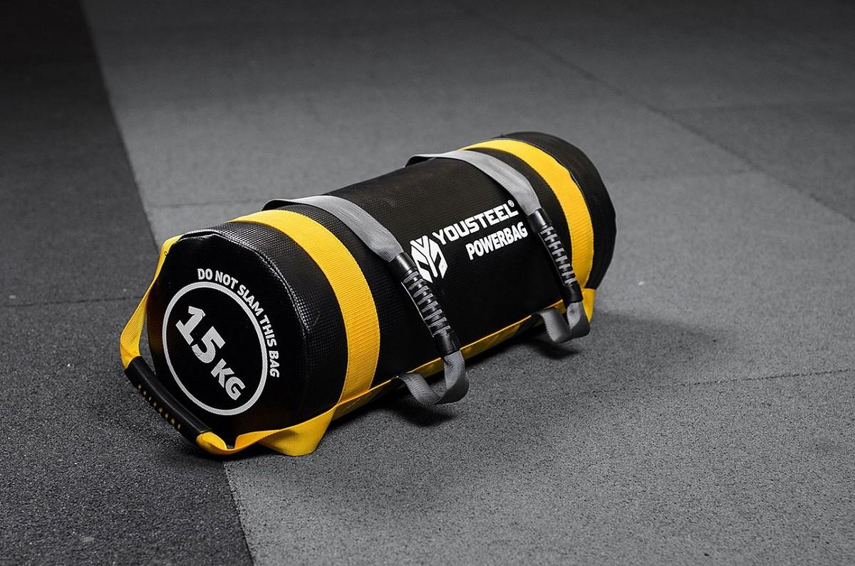 Купить Мешок тренировочный YouSteel Powerbag 15кг,