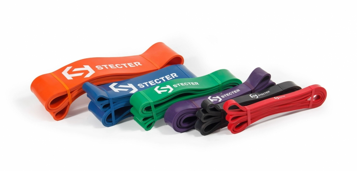 Купить Комплект резиновых петель Stecter (3-80 кг) 2007,