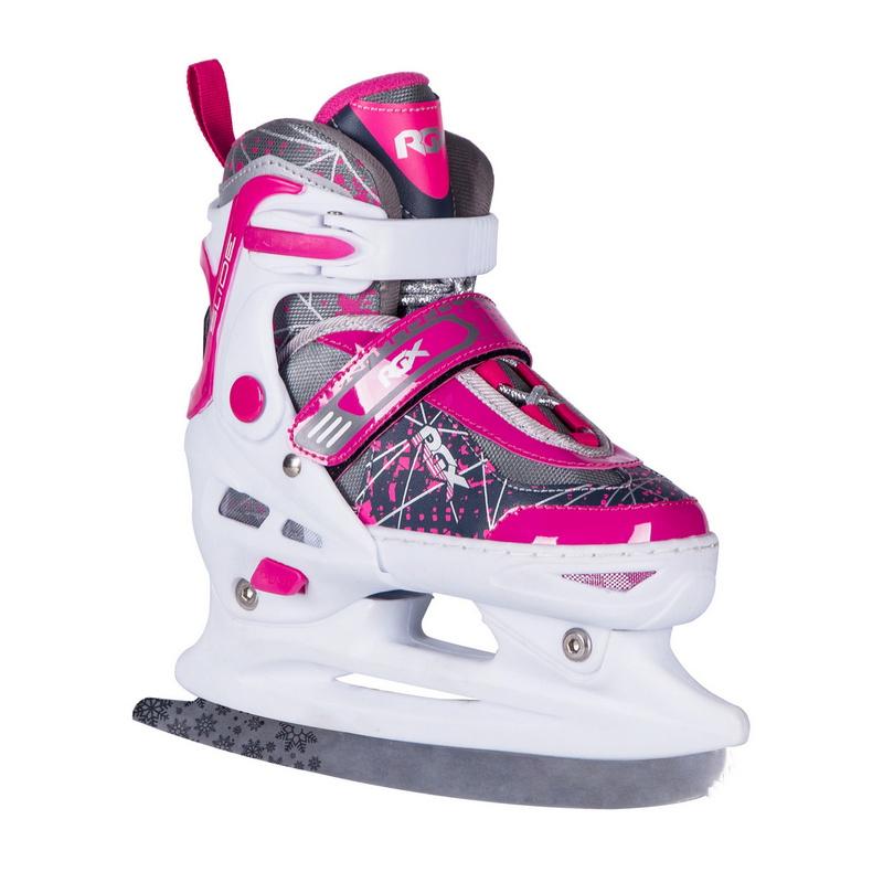 Купить Раздвижные коньки RGX Slide Pink,