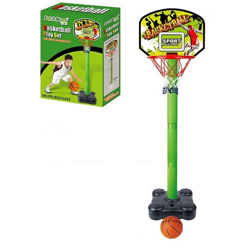 Стойка баскетбольная Far Near FN-B0212223 баскетбольная стойка hudora 71655