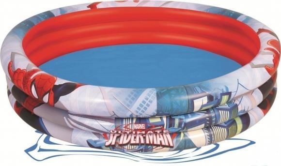 Бассейн надувной Spider-Man р152х30см, 282л Bestway 98006