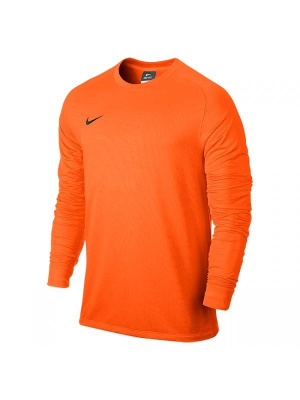 Свитер вратарский Nike Park Goalie Ii Jsy Ls 588418-803 оранжевый