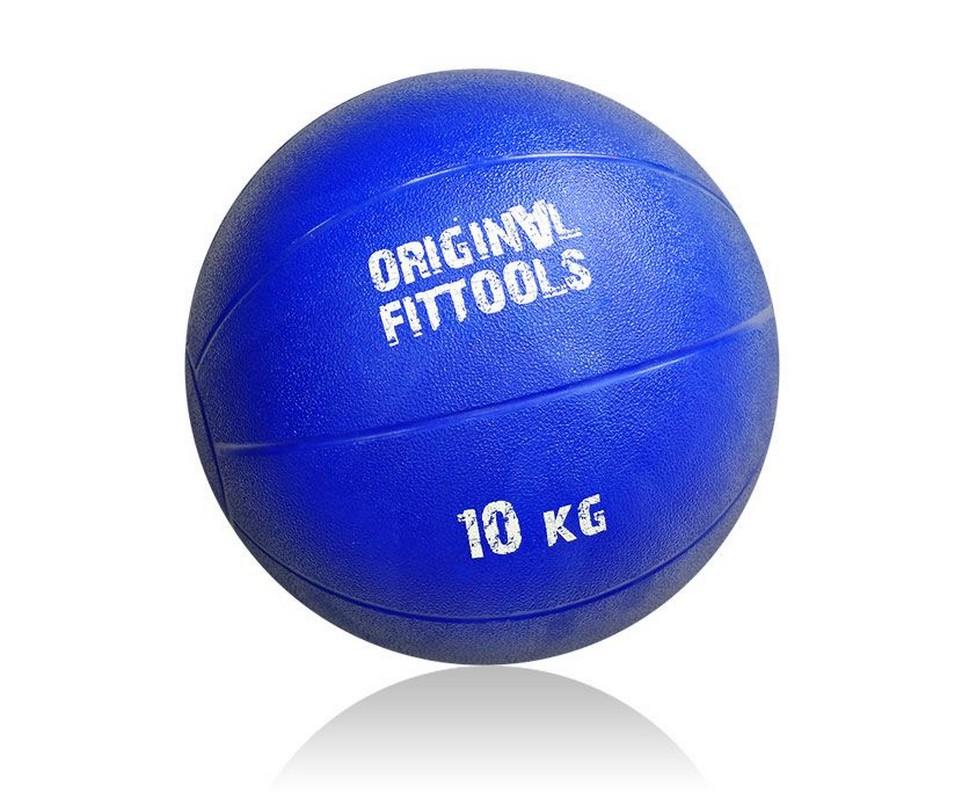 Купить Тренировочный мяч Original Fit.Tools 10кг FT-BMB-10,