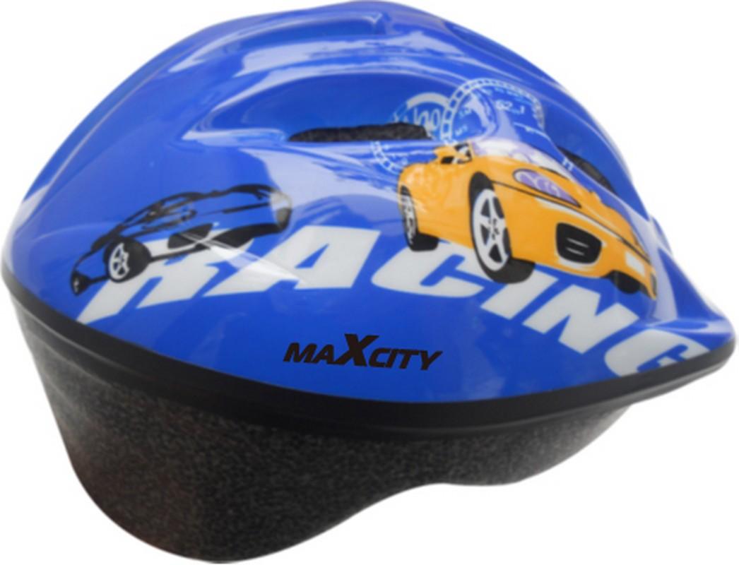 Шлем детский MaxCity Baby Car с регулировкой размера