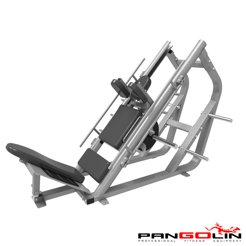 Жим ногами / гакк-машина Pangolin 5060 жим ногами голень машина spirit fitness dws161 u2