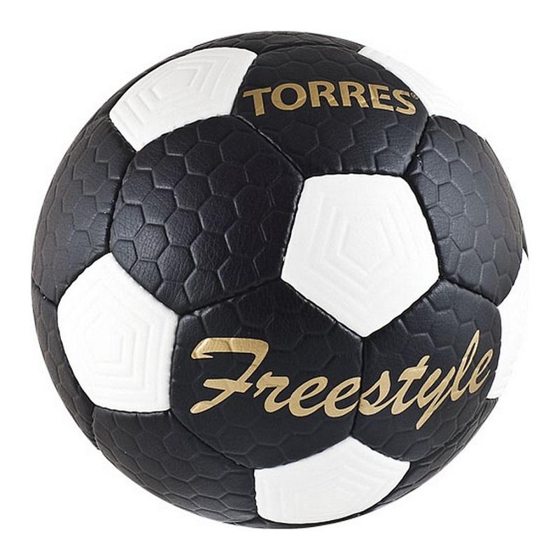 Мяч футбольный Torres Freestyle №5 F30135 мяч футбольный torres winter street 5 резина